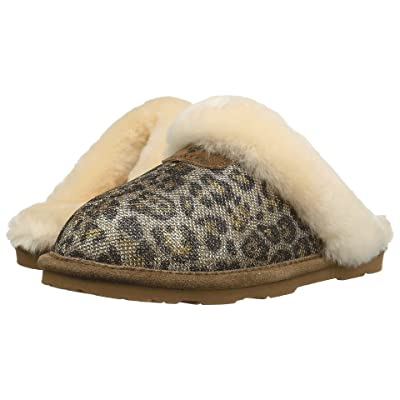 Amazon.com | BEARPAW Women's Loki Slide Slipper | Mules & Clogs