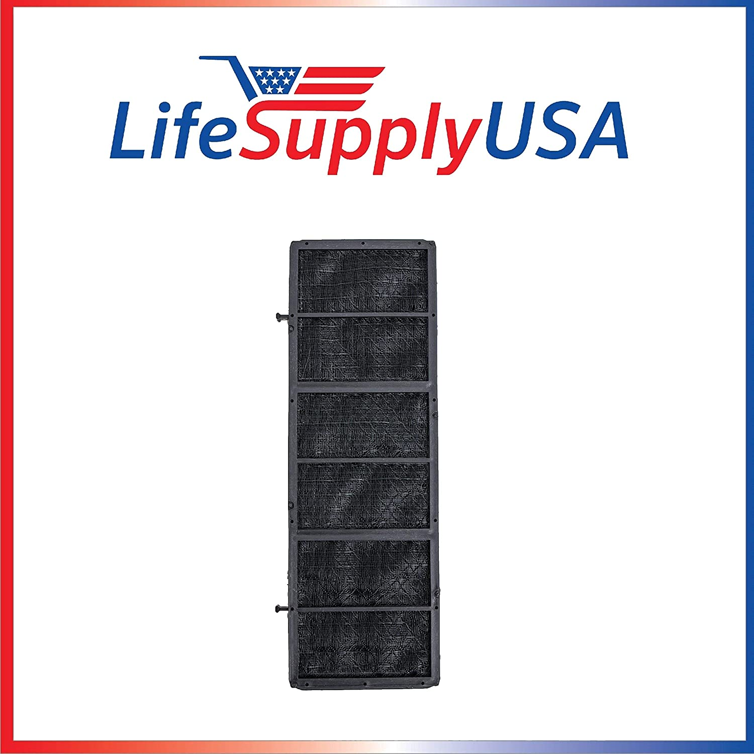 5パック交換用フィルタOreck XL Tabletop Professional Pro Air Purifiers ap1pkp Airb Airp and AIRPS by lifesupplyusa B07B4G4GHS