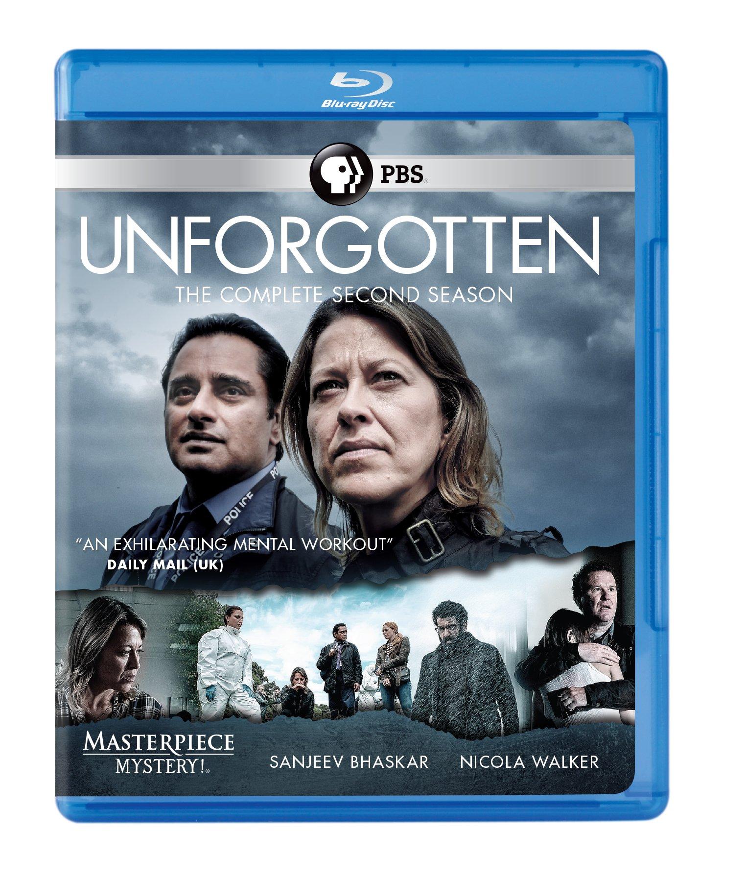Blu-ray : Unforgotten: The Complete First Season (Blu-ray)