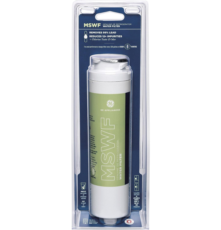 Ge Mswf Refrigerator Water Filter 1 Pack Home Improvement Model 25 Schematic