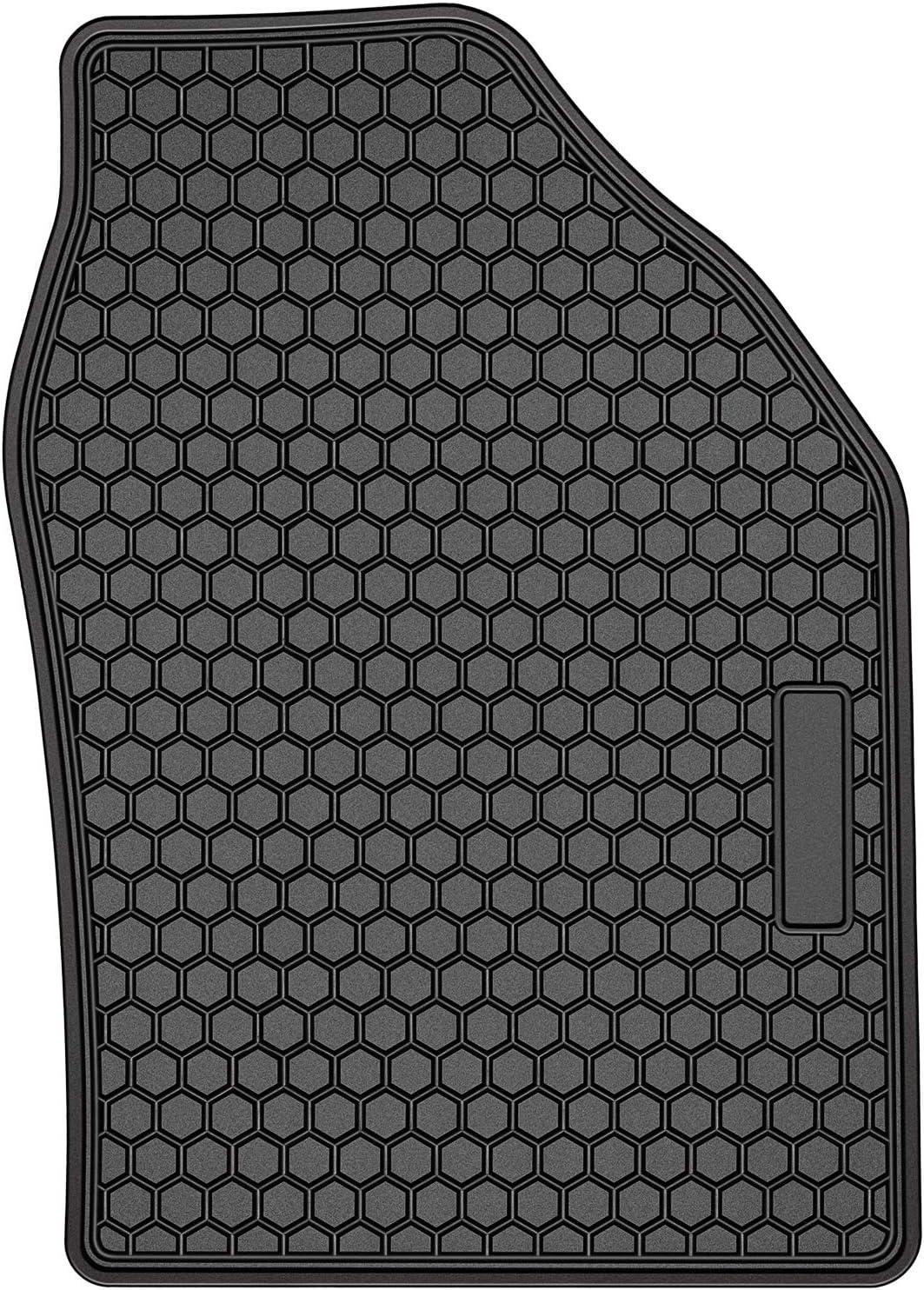 4PCS TeddyTT Floor Mats Compatible with Toyota 4Runner 2019 2018 2017 2016 2015 2014 2013 Heavy Duty Rubber Front/&Rear Car Carpet Waterproof Custom Seasons Odorless All Weather 3D high Edge