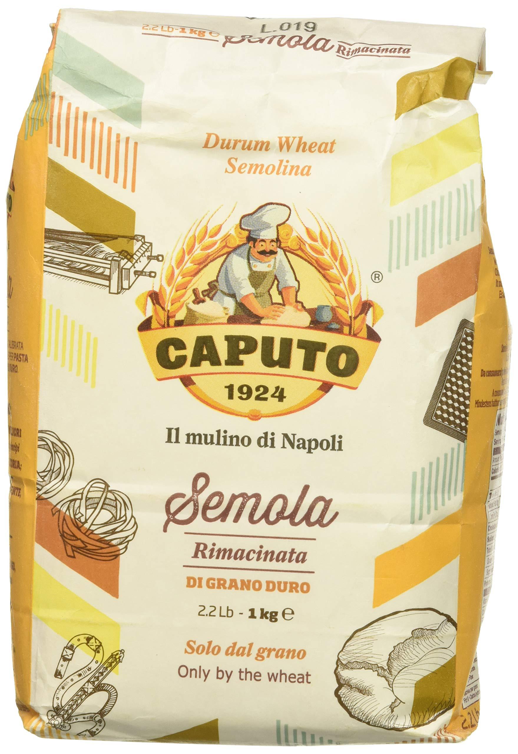"Amazon.com : Antico Molino Caputo Chef's Flour Tipo""00"" 1"