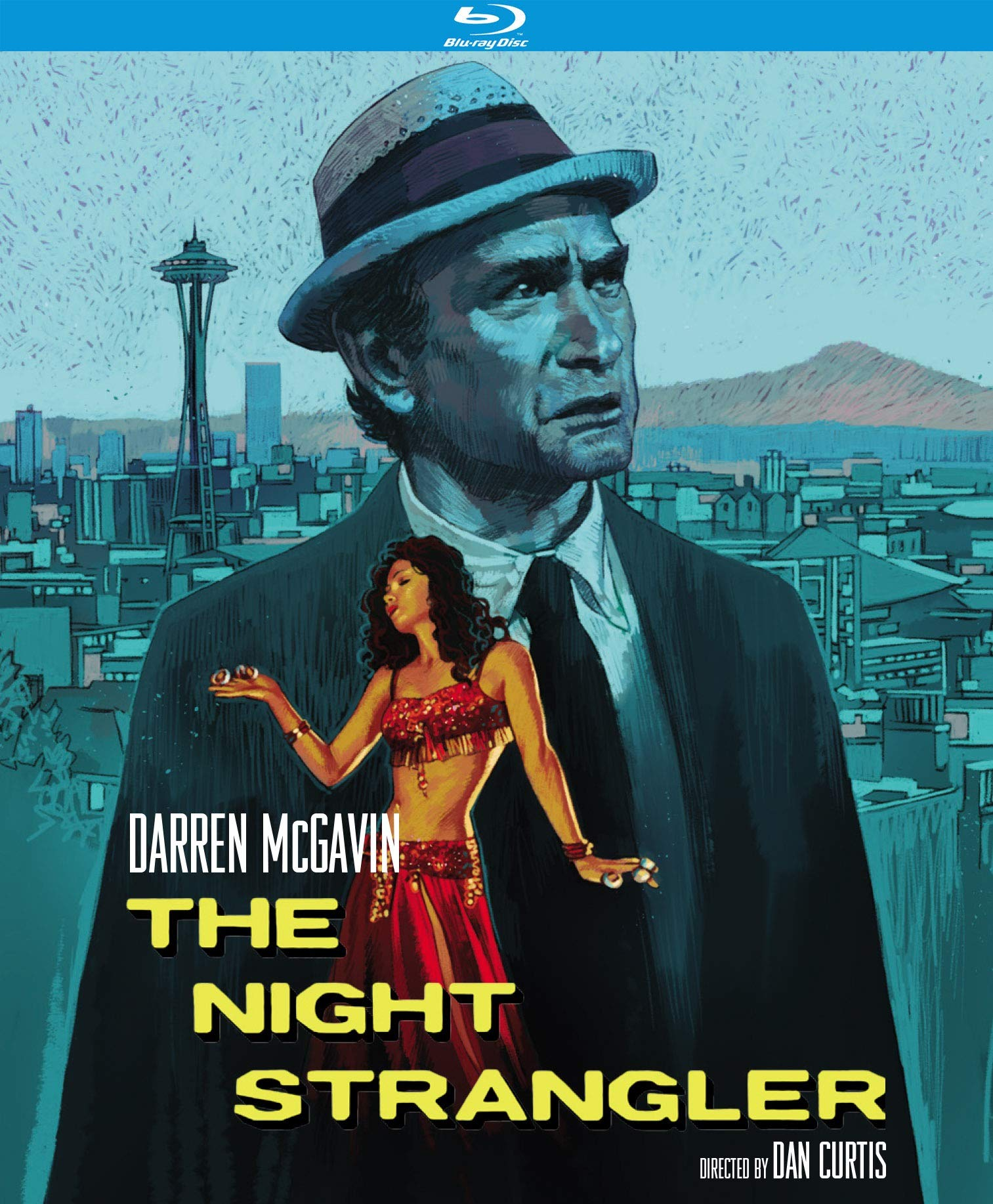 Blu-ray : The Night Strangler (Special Edition)