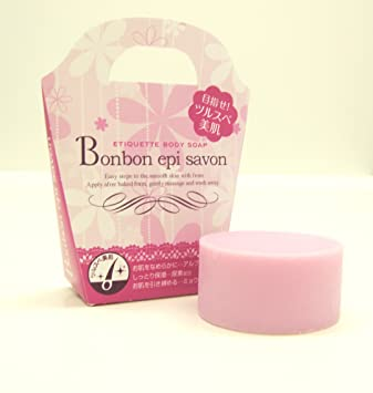 Bon Bon Hair Removal Soap Amazon In Beauty