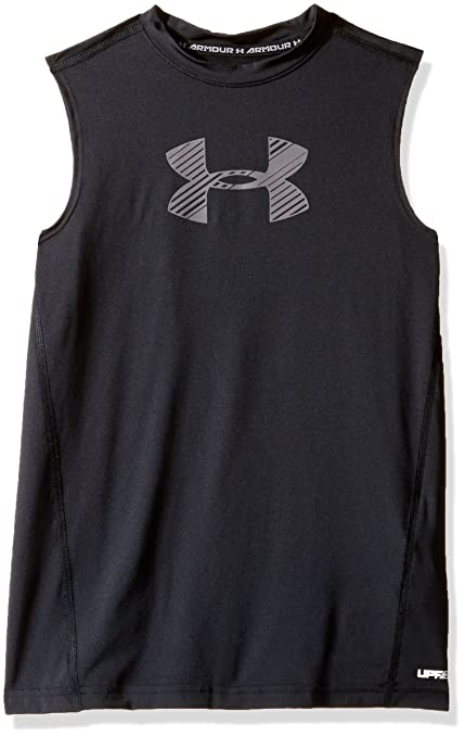 Official Website Under Armour Compression Heat Gear White Youthmedium Kids' Clothing, Shoes & Accs