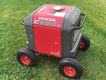 Amazon.com: Honda Generador Kit de Rueda para eu3000is ...