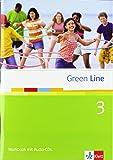 Green Line 3. Workbook mit Audio-CDs. 7. Klasse