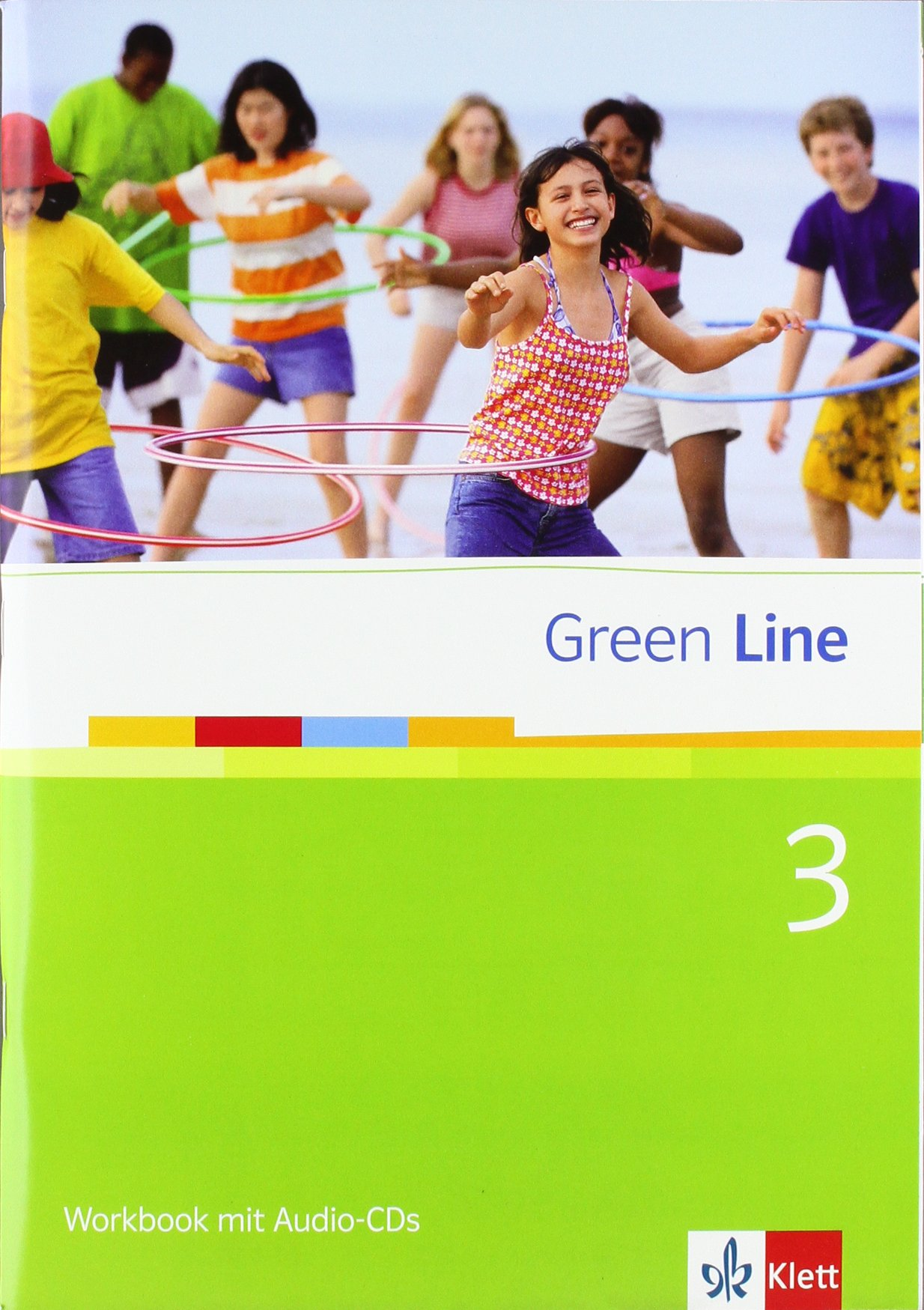 Green Line 3. Workbook mit Audio-CDs. 7. Klasse