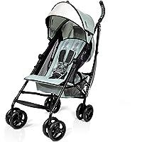 Summer 3Dlite Convenience Stroller, Eucalyptus – Lightweight Stroller with Aluminum Frame, Large Seat Area, Mesh Siding…