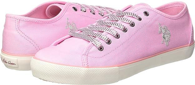 U.S.POLO ASSN. Terry, Zapatillas para Mujer: Amazon.es: Zapatos y ...