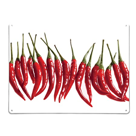 united kingdom wide range buying cheap The Metal Art Company | Red Chillies - Large Steel Magnetic ...