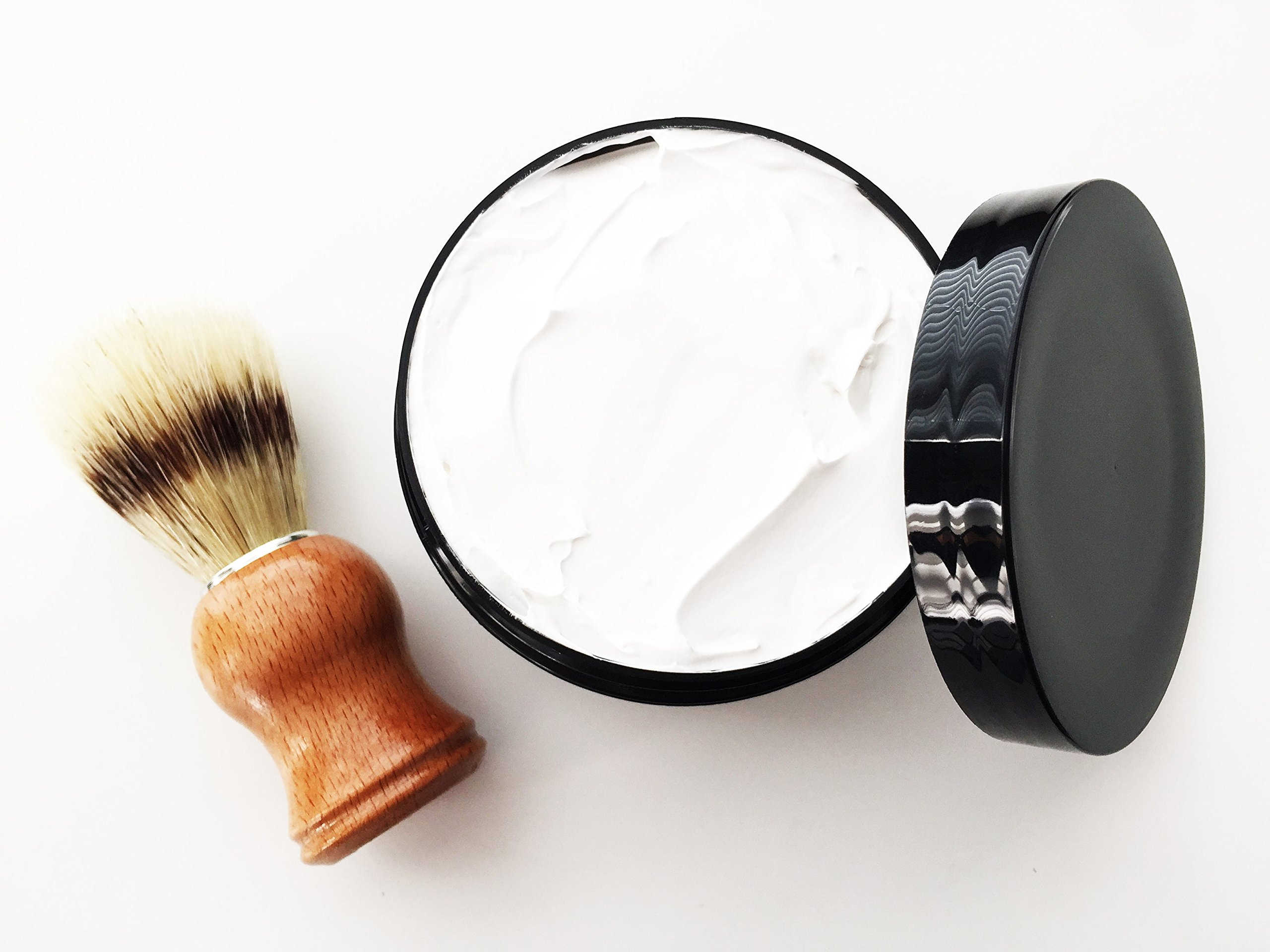 Old-Fashioned Shave Cream   just for him