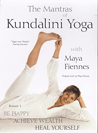 Amazon.com: Maya Fiennes - The Mantras of Kundalini Yoga ...