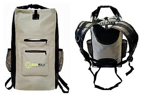 Amazon.com : Bush Walk Technologies   Waterproof Backpack   30L ...