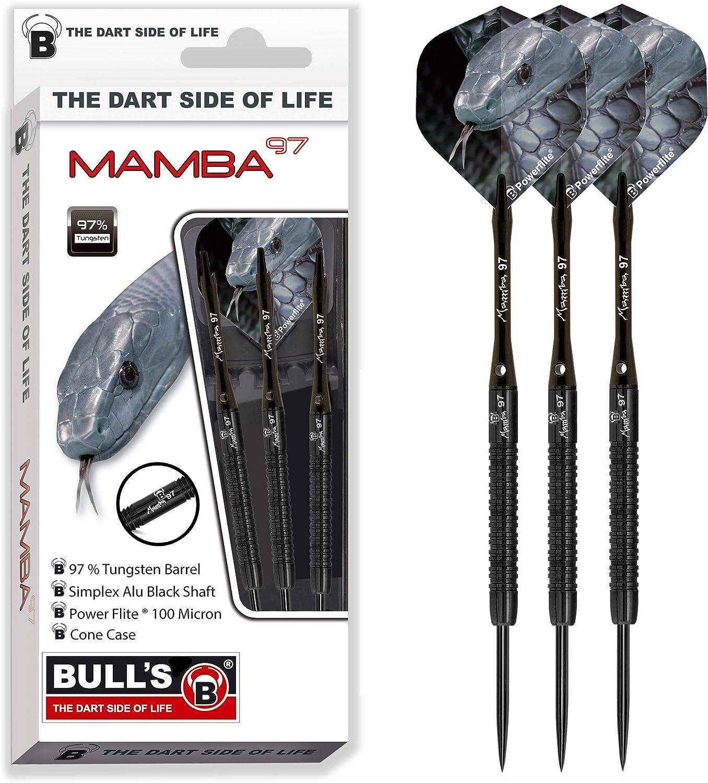 Nero pure2i mprove Bull s Mamba 97/M2/Steel Dart 24/G