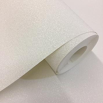 Blanc à paillettes   Frise pour papier peint   10 metres de long x