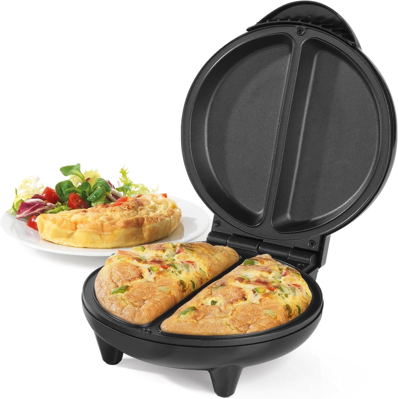 Salter Non-Stick Dual Omelette Maker 20% OFF £12 @ Amazon