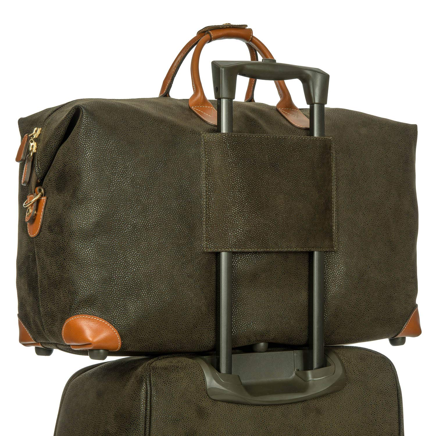 Life 22 inch Carry-on Holdall One SizeBlack//Brown