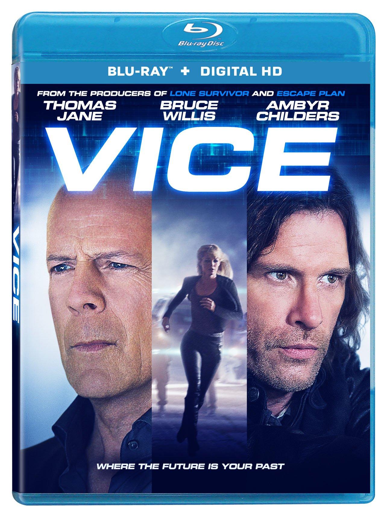 Blu-ray : Vice (Blu-ray)