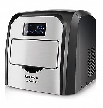 Taurus MG15 Digital Máquina de Cubitos de Hielo, Negro: Taurus: Amazon.es: Hogar