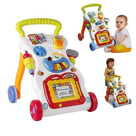 Parte unidad y carrito Baby unidad (para bebés 13016 - Pizarra con ...