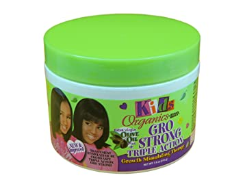 Kids Organics Gro Strong Growth