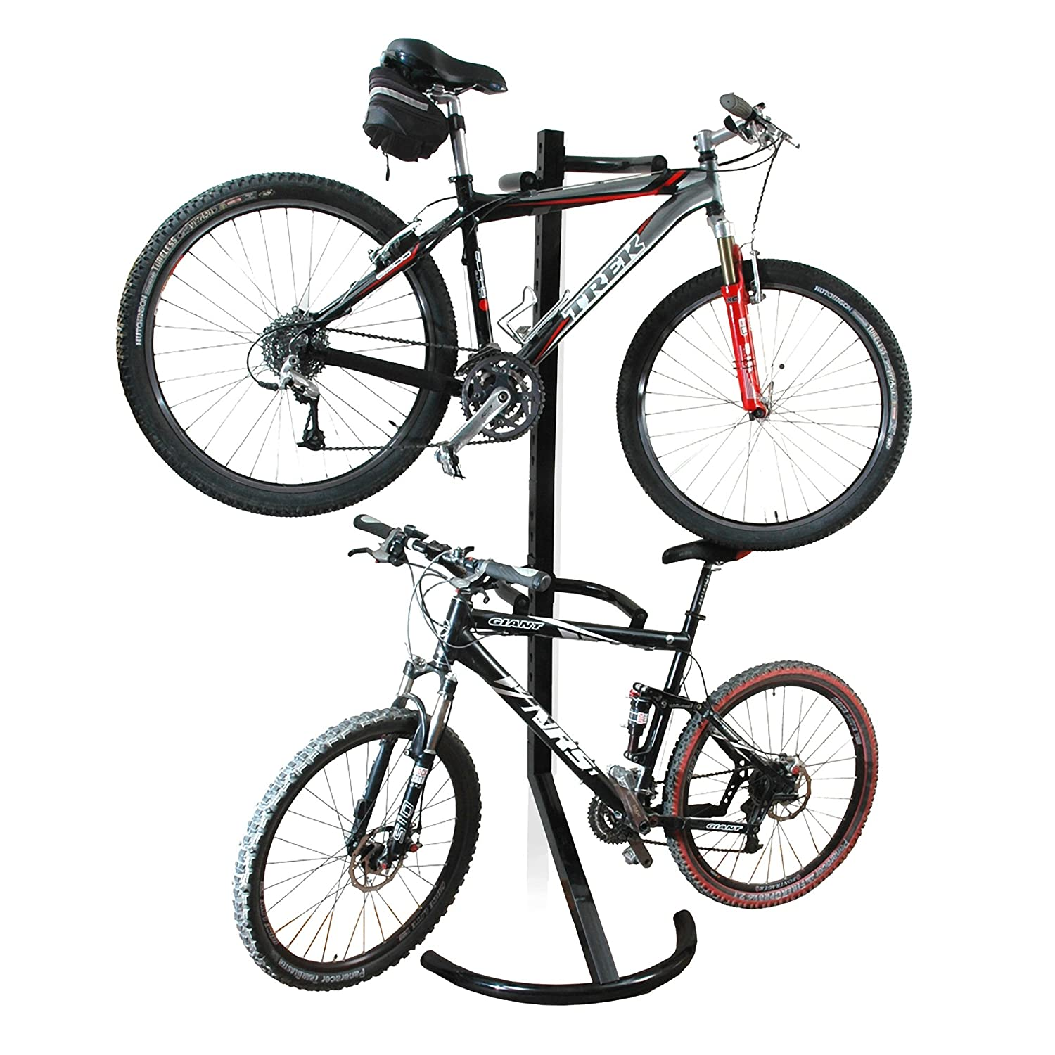 rad cycle products gravity bike stand bicycle rack