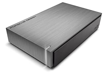 LaCie 3 TB Porsche Design P'9230 USB 3.0 (302003): Amazon.ca ...