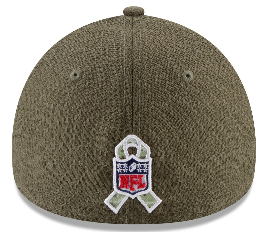 New Era Baltimore Ravens NFL 39THIRTY 2017 Sideline Salute to Service Hat