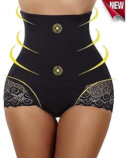 0efcde66ae LODAY Hi-Waist Butt Lifter Body Shaper Waist Cincher Shapewear Tummy  Control Seamless