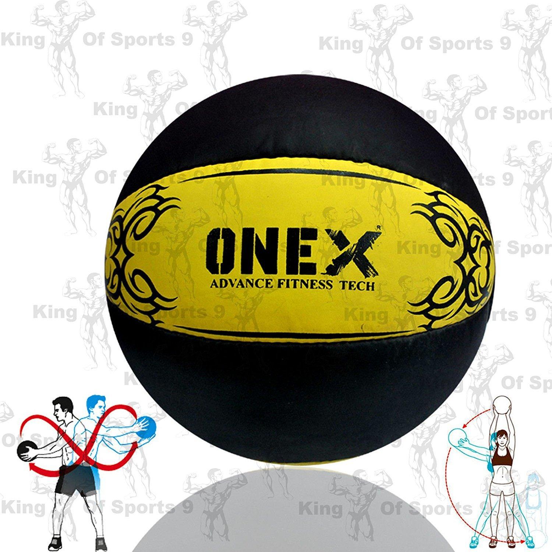 Nuevo balón medicinal 10 kg Crossfit entrenamiento de fuerza ...