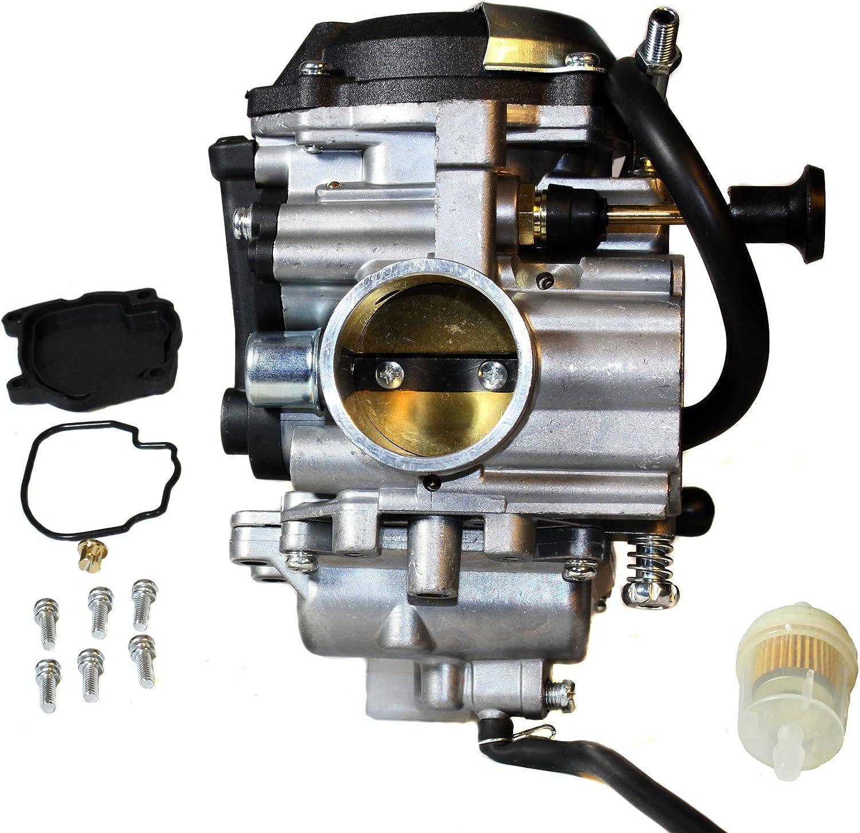 NEW Carburetor Carb For Yamaha Bear Tracker 250 YFM250 BearTracker 1999-2004 ATV
