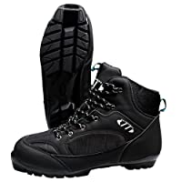 Whitewoods Frost NNN Cross Country Ski Boots - Black,Blue