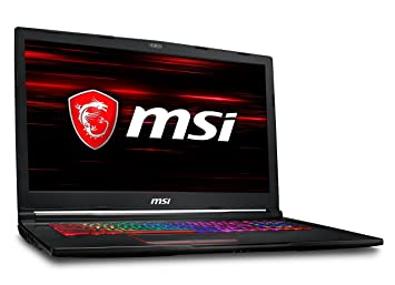 "MSI GE73 Raider 8RF-029ES - Ordenador portátil Gaming 17.3"" Full HD 120 Hz"