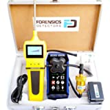 Professional Combustion Analyzer by Forensics   Residential Flue Gas Analyzer   CO, O2, COAF & EA   Water Trap, Particle…