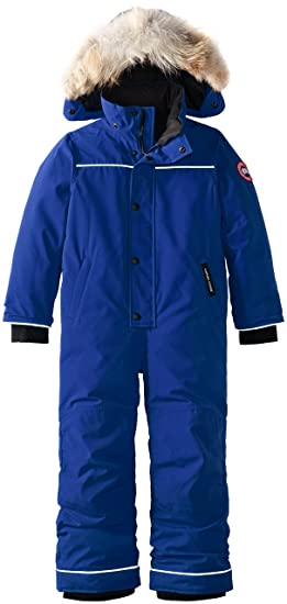 9837433b0 Amazon.com : Canada Goose Kids Grizzly Snowsuit : Skiing Jackets ...