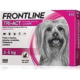 Frontline Tri-Act Spot-On per Cani XS 3 Pipette (2 - 5 kg)