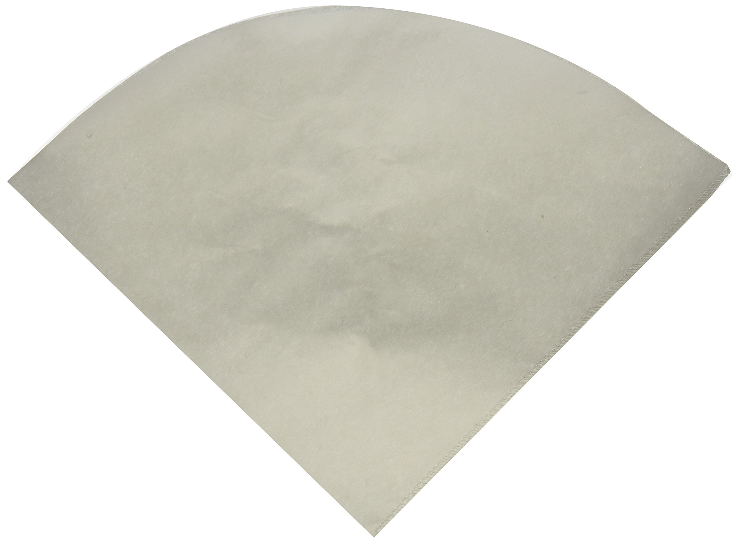 Charcoal Companion CC5105 Oil Funnel Paper Filter, Set of 6