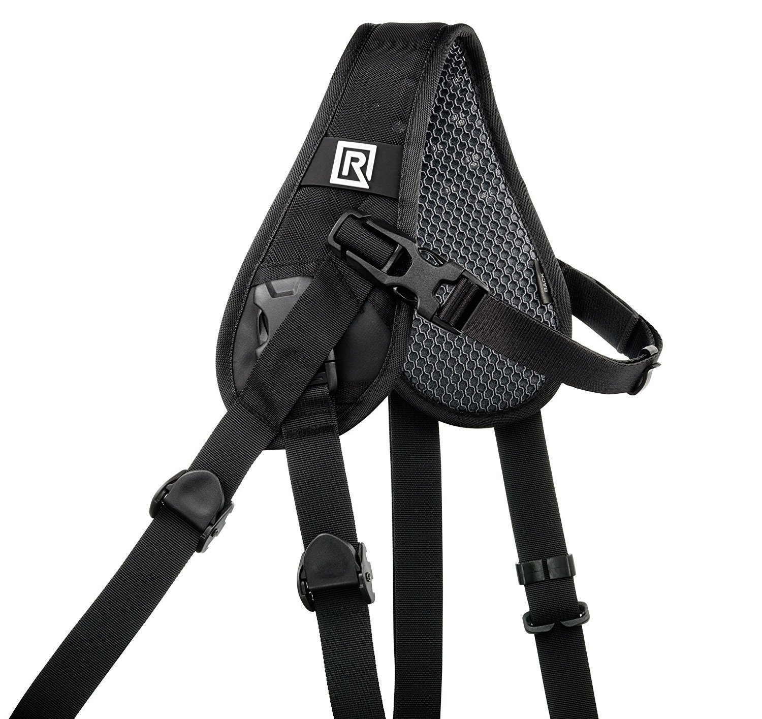 Panasonic HC-V750 Shock Absorbing 44 Inch Classic Neoprene Strap by Digital Nw Direct Micro Fiber Cleaning Cloth
