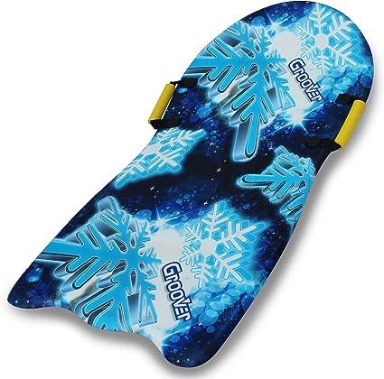 Flexible Flyer Snow Rocket Foam Sled. Plastic SNO Slider Bobsled best sleds