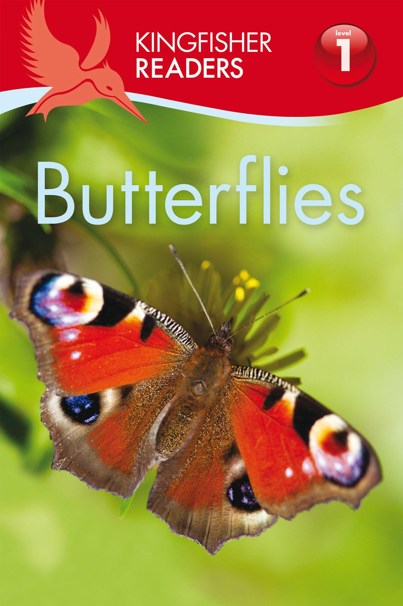 Download Kingfisher Readers L1: Butterflies ebook
