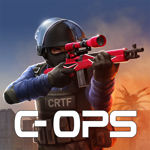 Critical Ops (Cs For Best Friends)