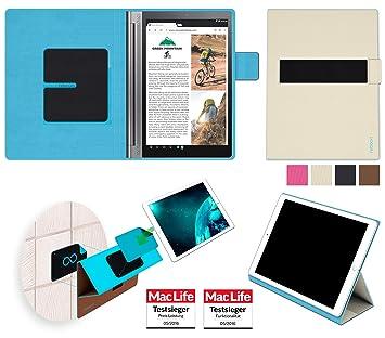 Funda para Lenovo Yoga Tab 3 Plus en Beige: Amazon.es ...