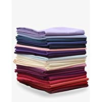 Fabilano Poly Cotton Unstitched Shirt Material - 2.50 MTS - Pack of 1 (066-trdy)