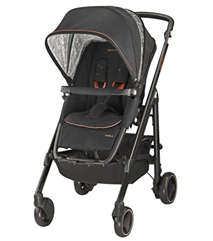 Bébé Confort Loola 3 - Cochecito, color negro