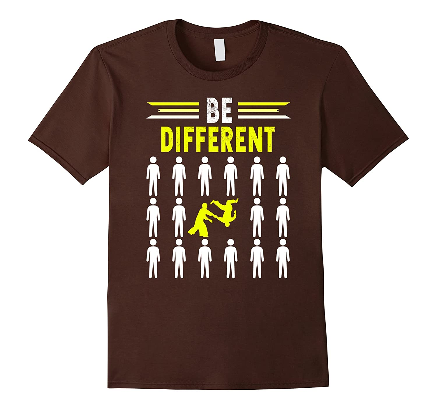Aikido Shirts - Aikido Be Different T shirts-ah my shirt one gift