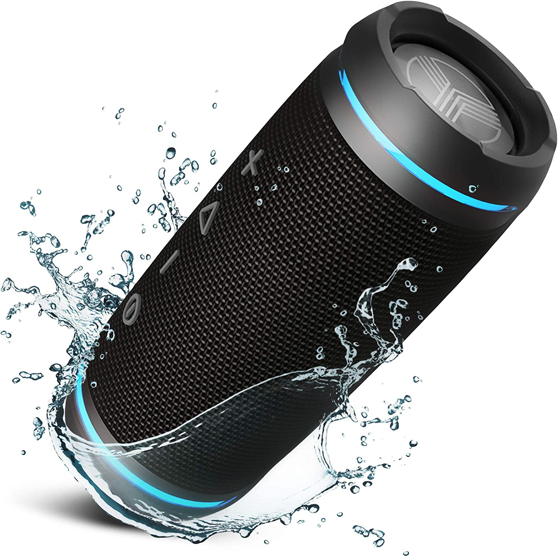 Loudest Bluetooth Speaker System Outdoor Wireless Loud Waterproof Large Best in