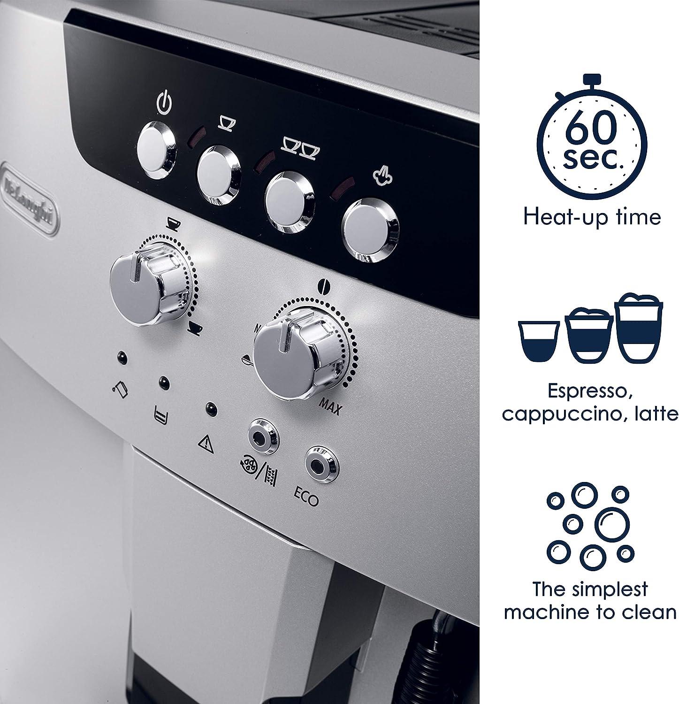 DeLonghi ESAM04110S Magnifica Fully Automatic Espresso Machine ...