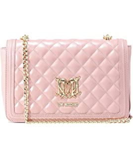 0f38c8d1400 Moschino Love Moschino Women's Quilted Logo Shopper Bag One Size ...