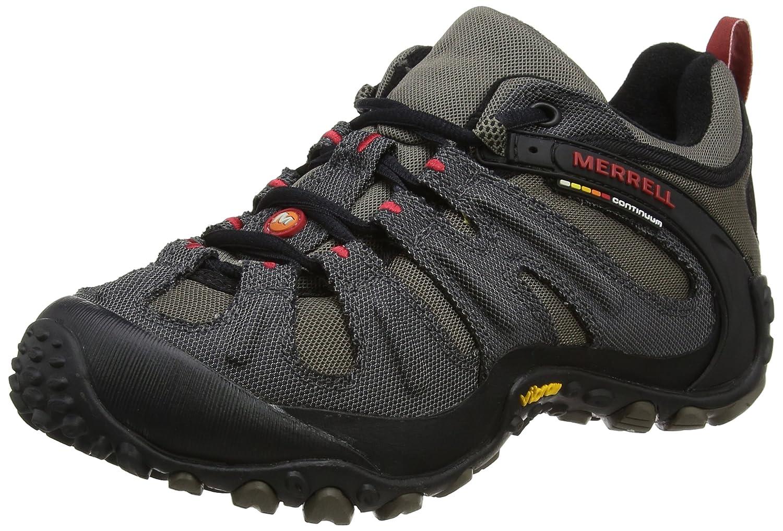 gris (Charcoal Boulder) Merrell Chameleon Wrap Slam, botas de montaña para Hombre